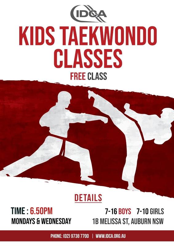 Taekwondo T2 Class